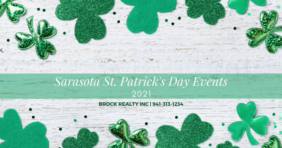 Sarasota St. Patrick's Day Events [2021]