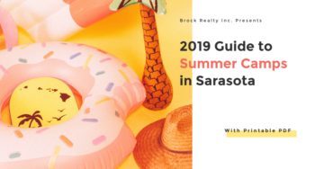 Sarasota Summer Camps 2019