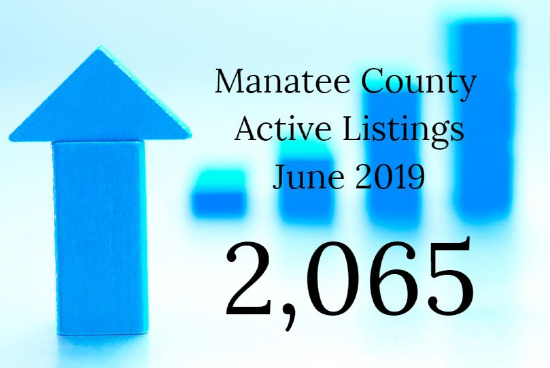 Manatee County Active Listings June 2019