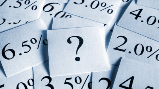Percentages - Interest Rates