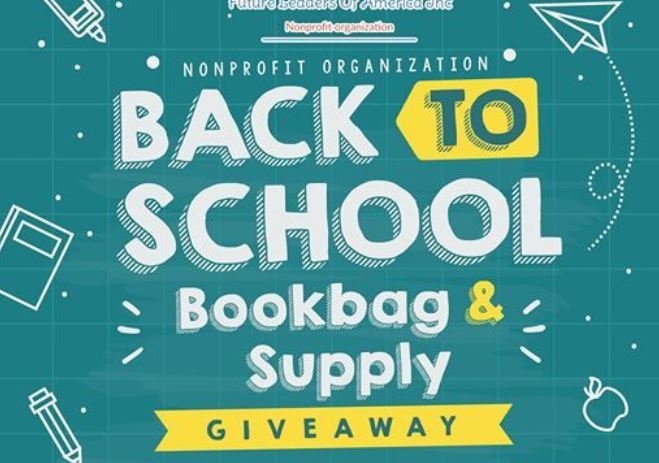 Sarasota County back to school event - bookbag and supply giveaway