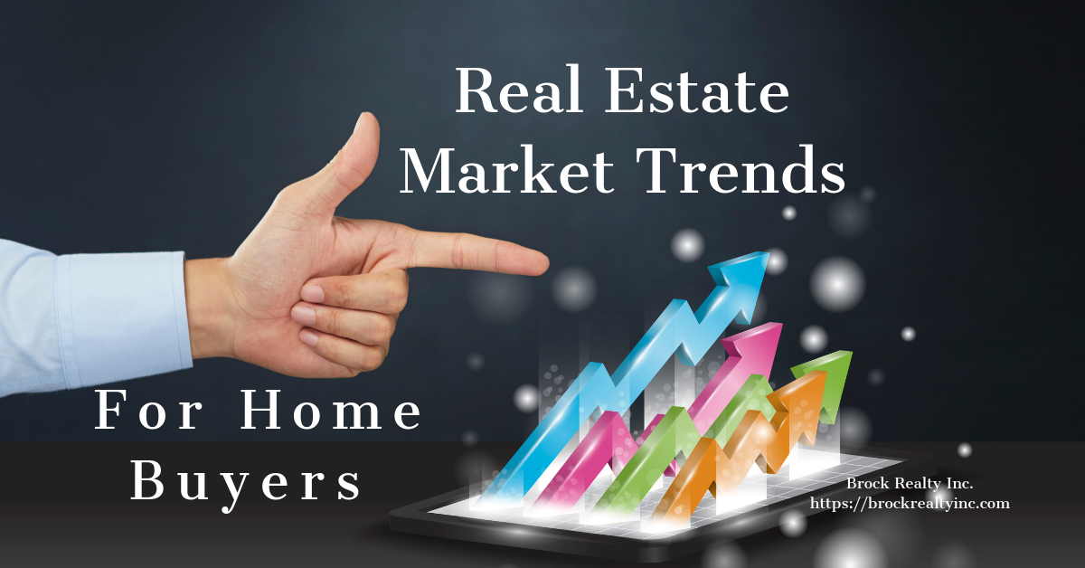 Real Estate Market Trends for Home Buyers
