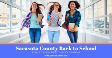 Sarasota County back to School