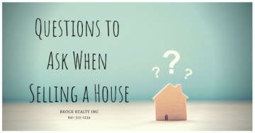 Questions to Ask When Selling a House LB