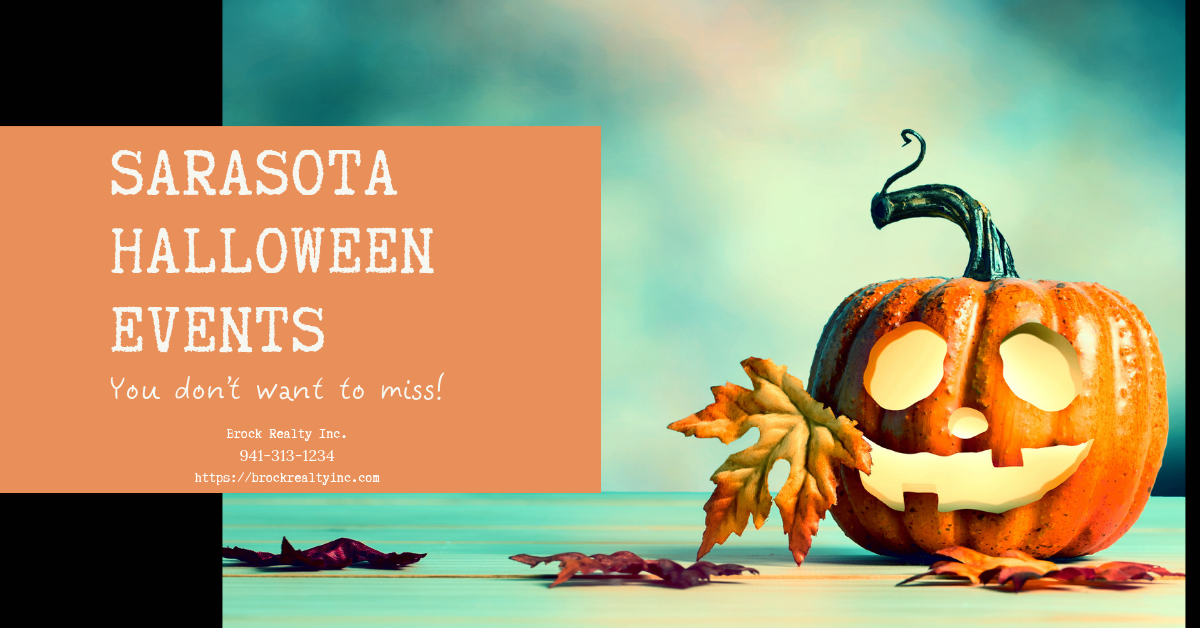 Sarasota Halloween Events You Don't Want to Miss