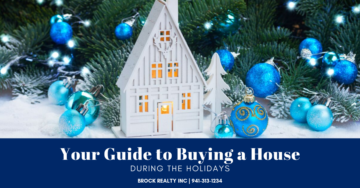 Buying a House During Holidays - Brock Realty Inc