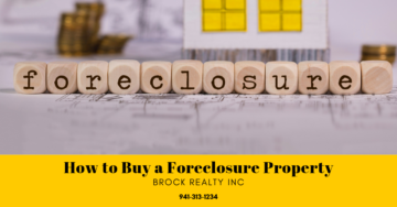 How to Buy a Foreclosure Property - Brock