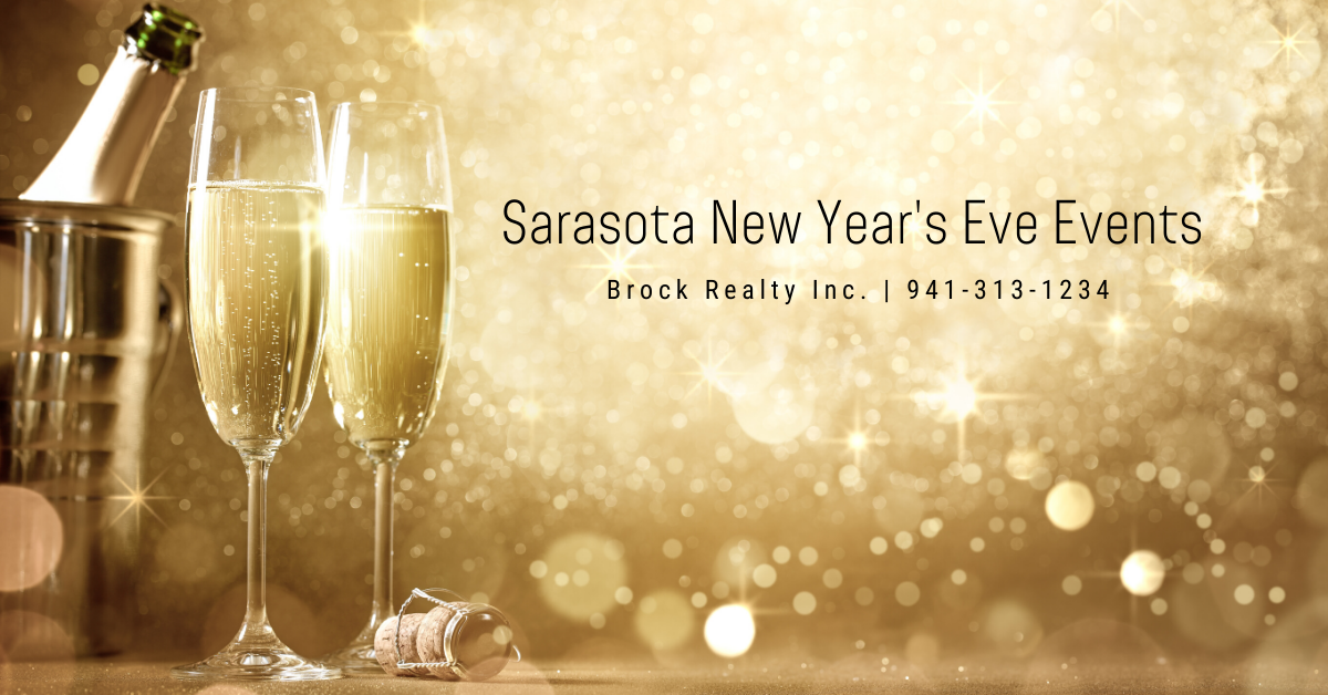 Sarasota New Year's Eve Events Guide [2019]