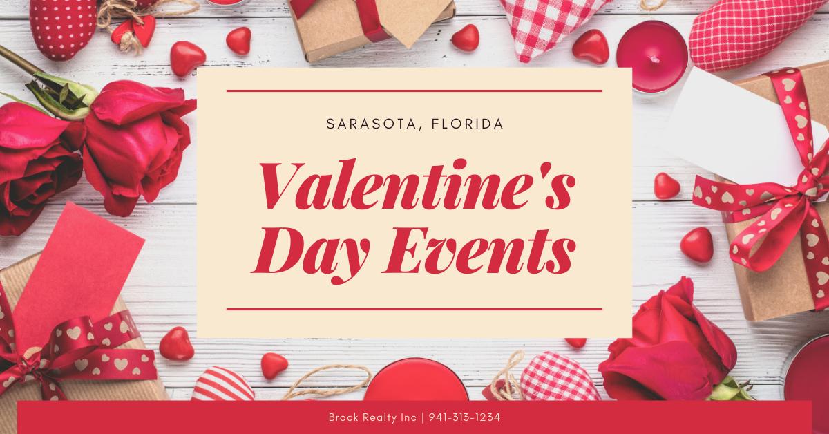 Sarasota Valentine's Day Events [2021]