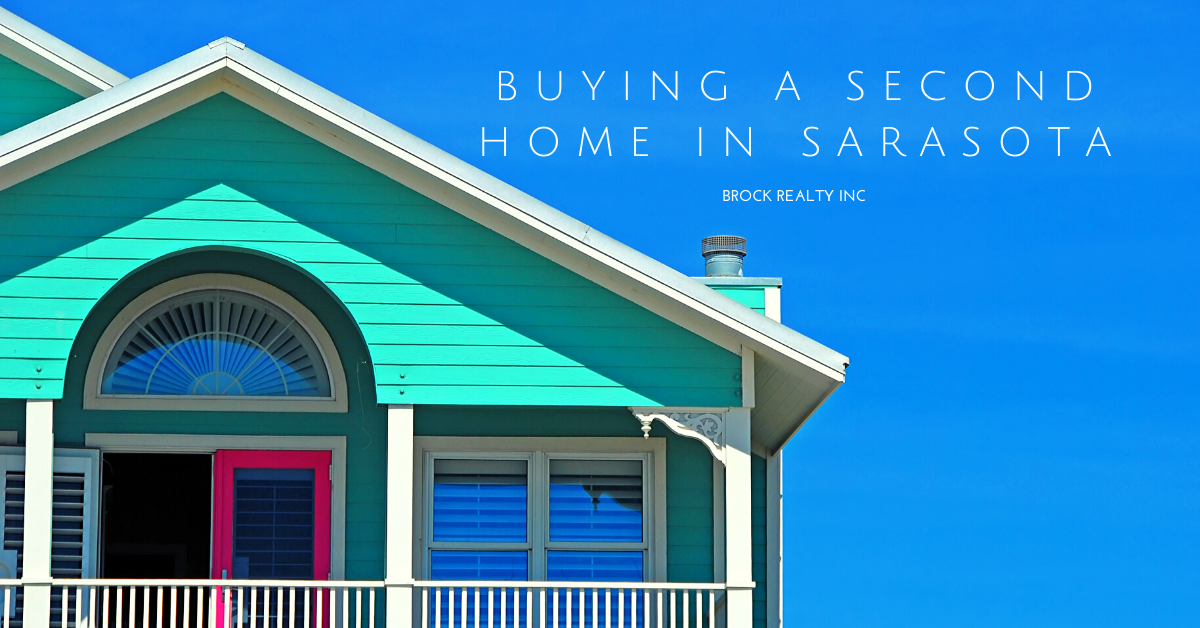 Buying a Second Home in Sarasota