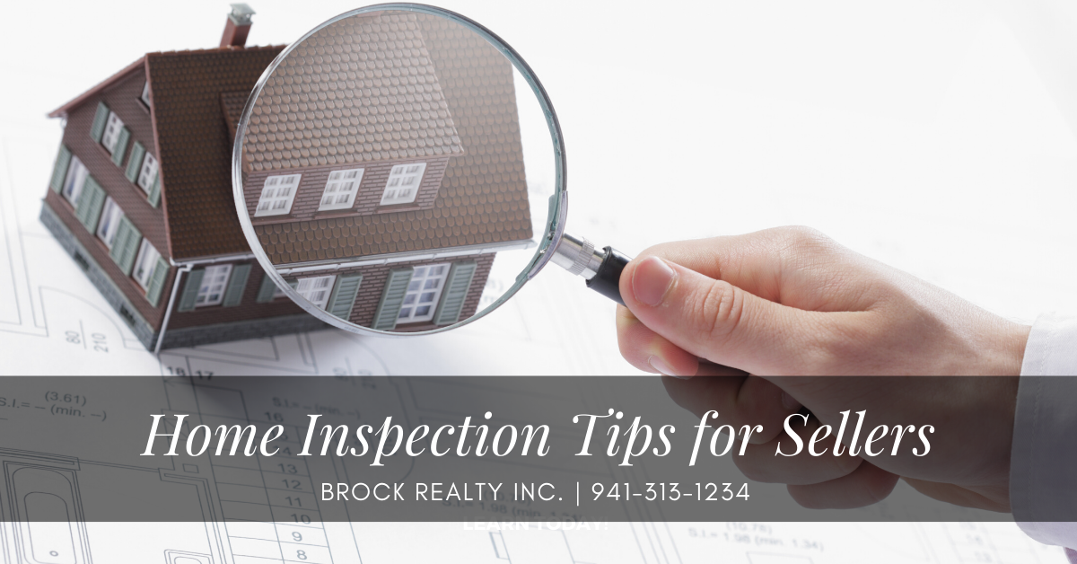 Home Inspection Tips for Sellers