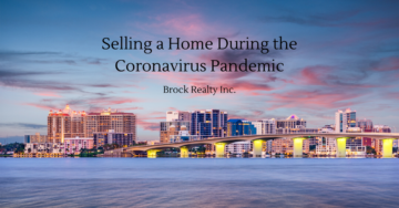 selling a home during the coronavirus pandemic