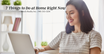 7 Things to Do at Home Right Now