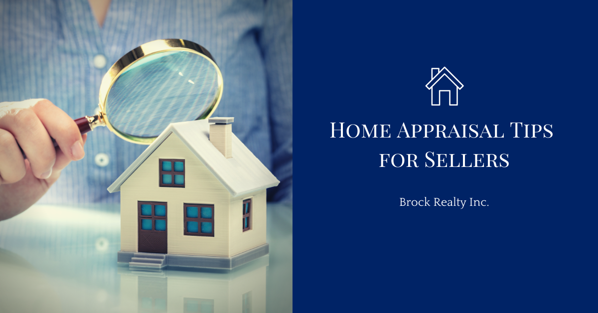 Home Appraisal Tips for Sellers