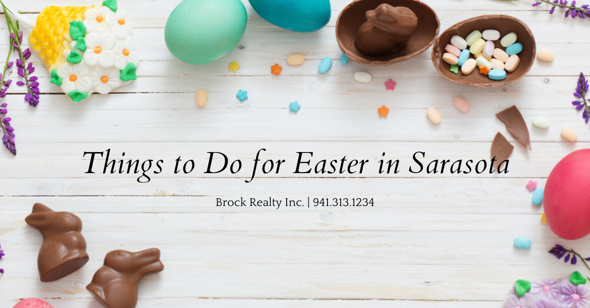 Things to Do for Easter in Sarasota [2021]