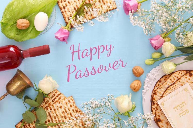 Happy Passover Sarasota